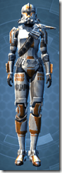 RD-17A Master Striker Pub - Female Front