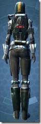 TH-15A Corpsman Imp - Female Back
