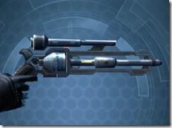 Black Nebula Heavy Blaster