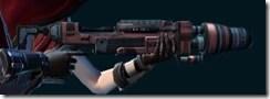 Combat Tech's Blaster Rifle