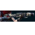 Elite War Hero Supercommando's Blaster Rifle