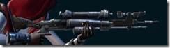 Elite War Hero Combat Tech's Blaster Rifle