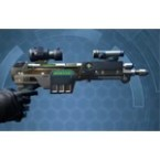 Enhanced Field Tech's Blaster Pistol*