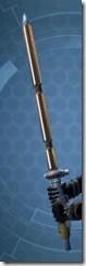 Grandmaster Freelancer's Techblade