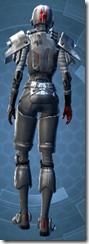 Imperial Huttball Away - Female Back