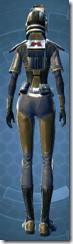 Panteer Loyalist - Female Back