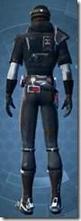 Revered Chronicler - Male Back