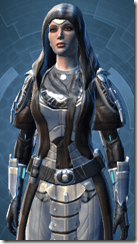 Venerable Ardent Blade Pub - Female Close
