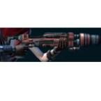 War Hero Combat Tech Blaster Rifle