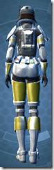 RD-14A Scout Pub - Female Back