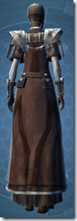 Ancient Battlemind Pub - Female Back