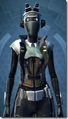 RD-07A Elite Watchman Imp - Female Close