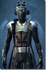RD-07A Elite Watchman Imp - Male Close