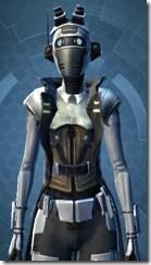 TH-07A Master Scoundrel Imp - Female Close