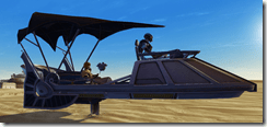 Cartel Luxury Skiff - Clipping