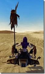 Czerka Desert Special - Back
