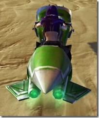 Lhosan Racer - Front