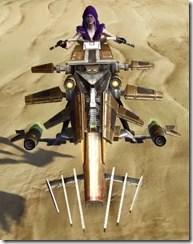 Ubrikki Sand Devil - Front