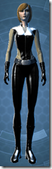 Concealed Bodysuit - Female Front