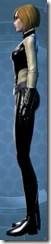 Concealed Bodysuit - Female Left
