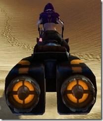 Hyrotii Racer - Back