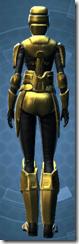 Opulent Triumvirate - Female Back