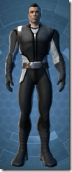 RV-03 Speedsuit - Male Front
