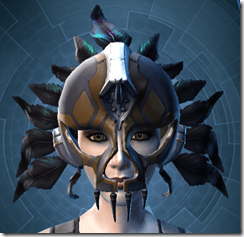 Sacramental Headdress - Female