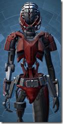 Series 505 Cybernetic - Female Close