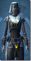 Volatile Shock Trooper - Female Close