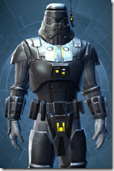 Volatile Shock Trooper - Male Close