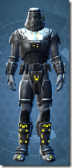 Volatile Shock Trooper - Male Front