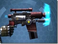 Kell Dragon Blaster Pistol