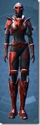 Obroan Hunter - Female Front