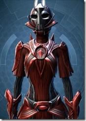 Obroan Inquisitor - Female Close