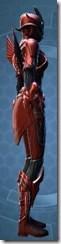 Obroan Inquisitor - Female Right