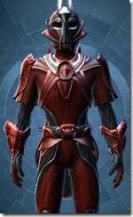 Obroan Inquisitor - Male Close