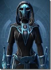 Obroan Knight - Female Close