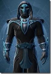 Obroan Knight - Male Close