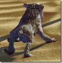 Arctic Manka Lynx - Back