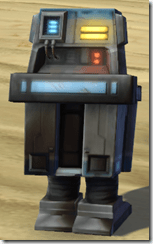 CH-R1 Power Droid - Back
