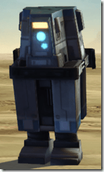 CH-R1 Power Droid - Front