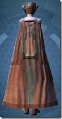 Enshrouding Force Pub - Female Back