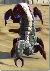 Killik Queen Larva - Back