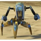Micro-Patroller Droid