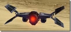 Model B28 Extinction-Class Bomber - Back