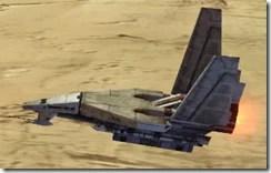 Model VX-5 Ricker - Side