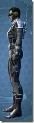 TD-03B Infiltrator Imp - Male Left