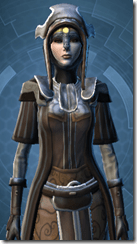 Venerable Seeker Pub - Female Close