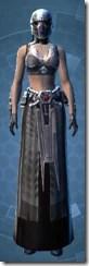 Veteran Elder Blade Imp - Female Front